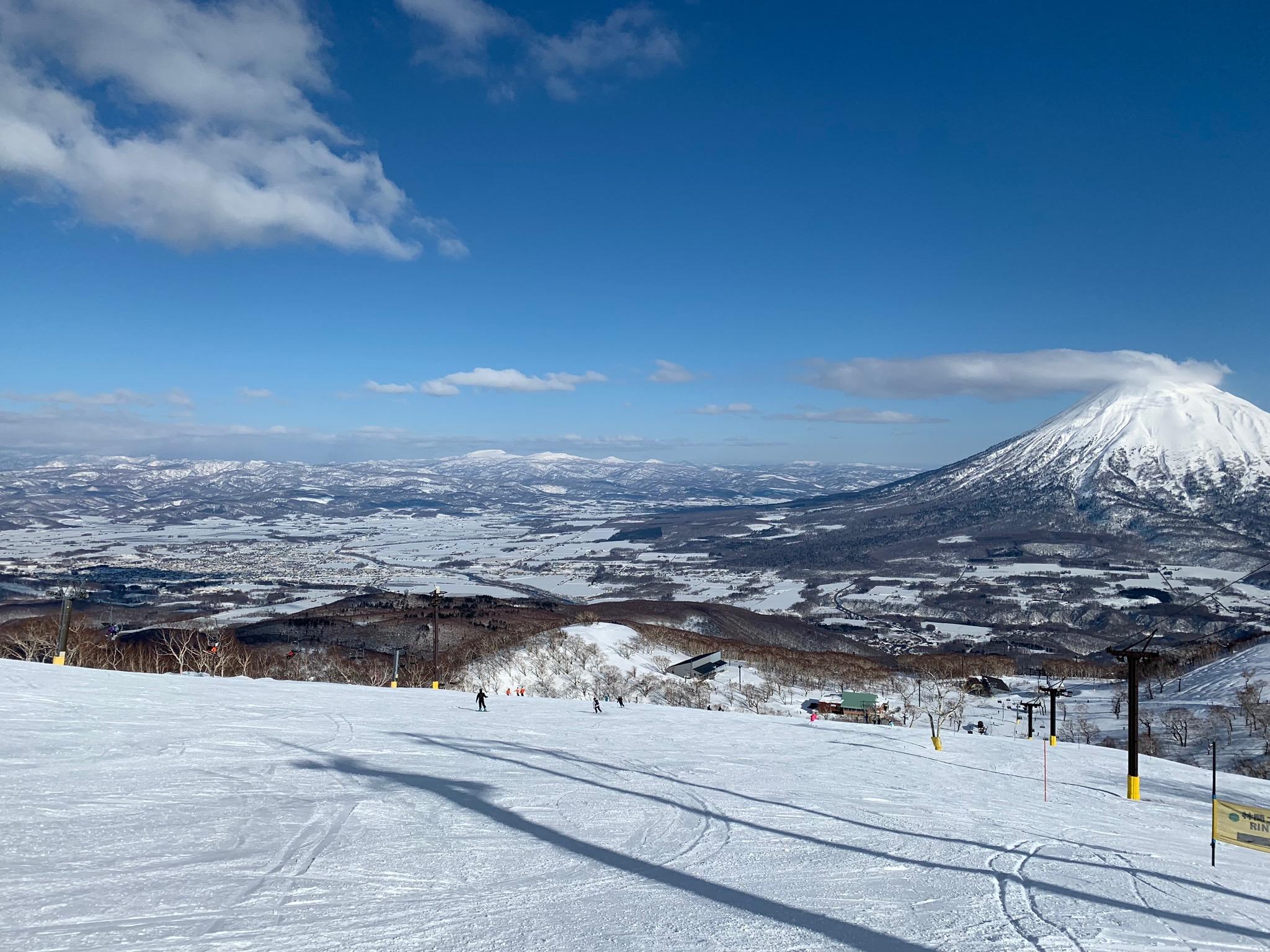 Ski slope@